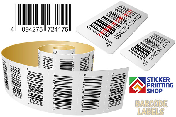 Barcode Labels 1