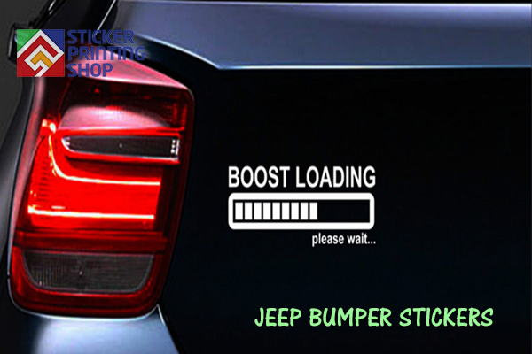 jeep bumper stickers 1