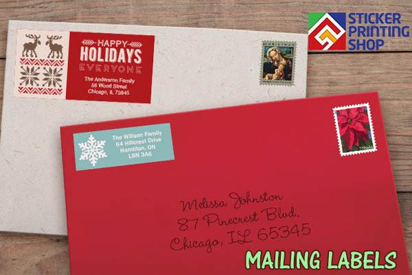 Mailing labels 3