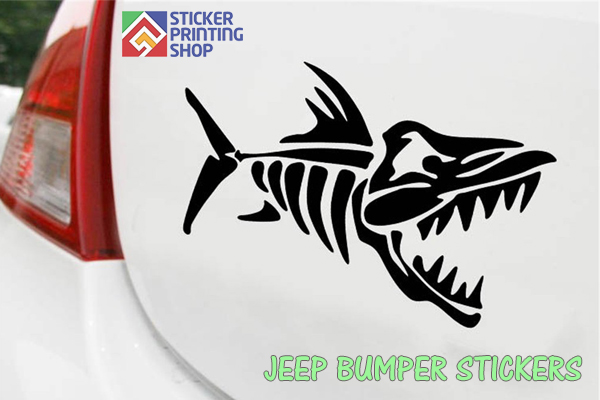 jeep bumper stickers 3