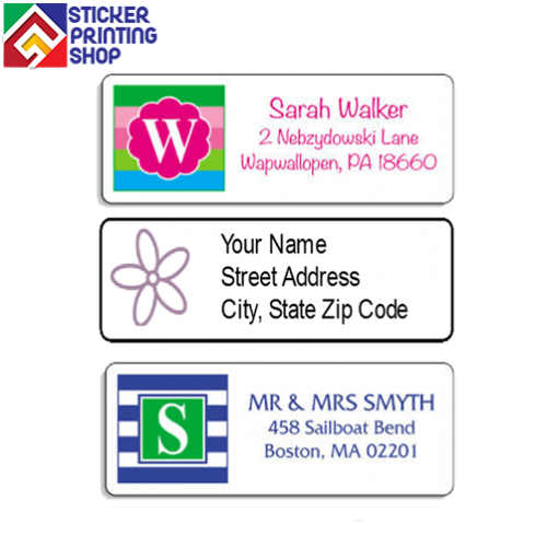 Address labels are trending these days owing to the trending concept of printed and customized home address labels personalized address labels can be