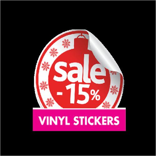 Vinyl Stickers Printing - Custom Vinyl Stickers Wholesale
