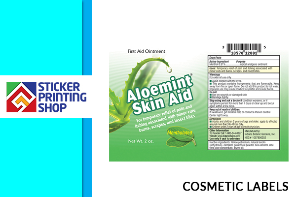 WHAT IS THE IMPORTANCE AND NECESSITY OF COSMETIC LABELS IN THE
